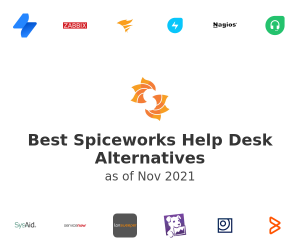 Best Spiceworks Help Desk Alternatives
