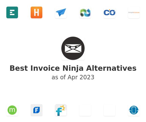 Best Invoice Ninja Alternatives