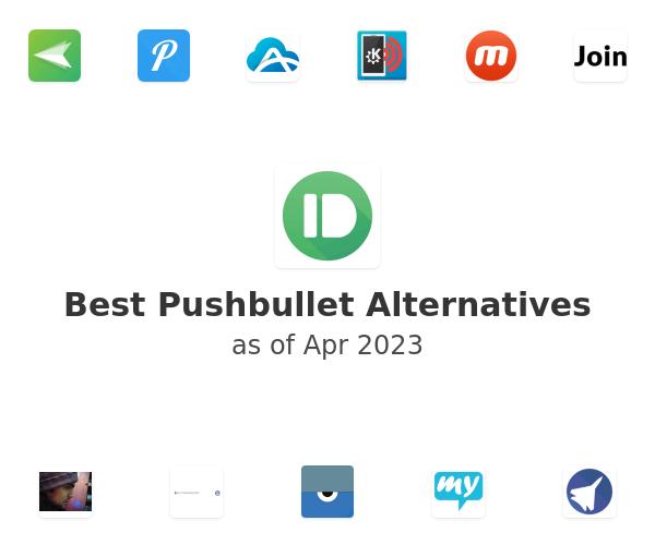 Best Pushbullet Alternatives