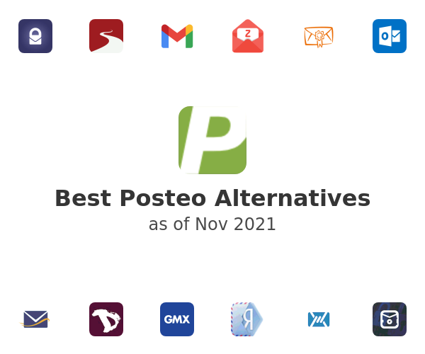 Best Posteo Alternatives