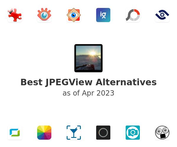 Best JPEGView Alternatives
