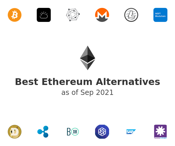 Best Ethereum Alternatives