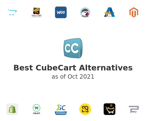 Best CubeCart Alternatives