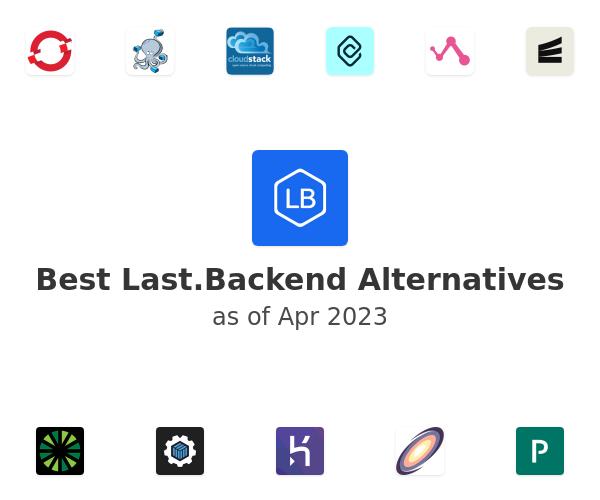 Best Last.Backend Alternatives