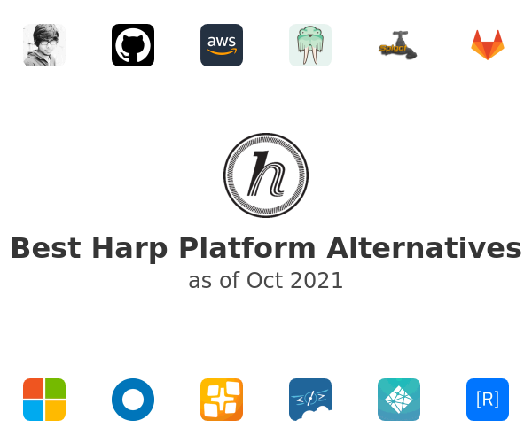 Best Harp Platform Alternatives