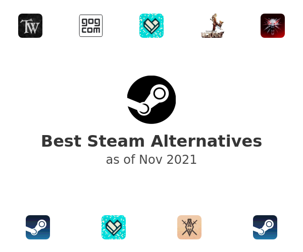 Best Steam Alternatives