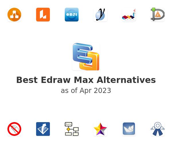 Best Edraw Max Alternatives