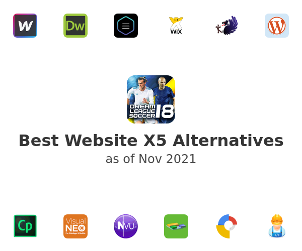 Best Website X5 Alternatives
