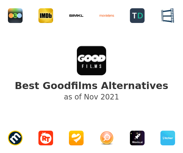 Best Goodfilms Alternatives