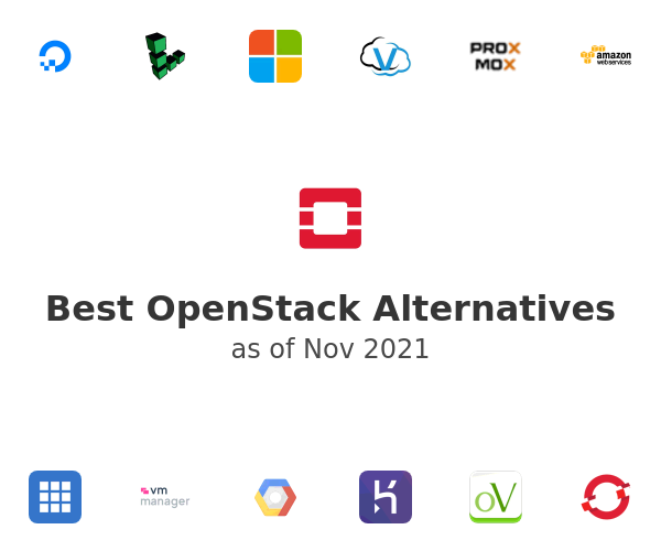 Best OpenStack Alternatives