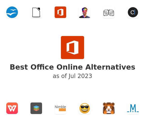 Best Office Online Alternatives