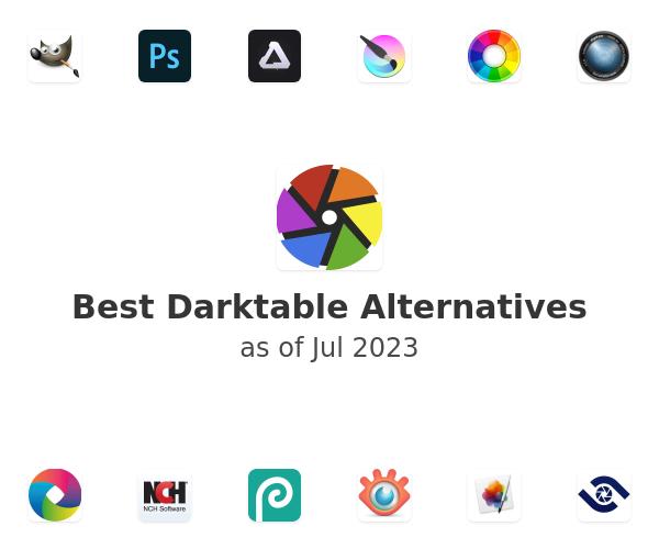 Best Darktable Alternatives