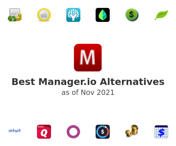 Best Manager.io Alternatives