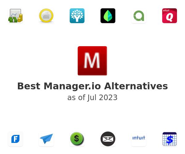 Best Manager.io Alternatives
