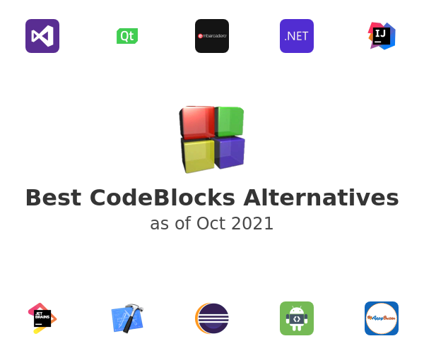 Best CodeBlocks Alternatives