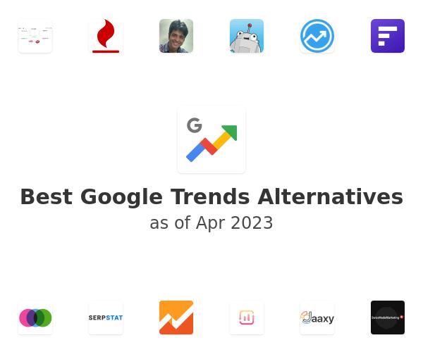 Best Google Trends Alternatives