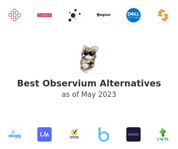 Best Observium Alternatives