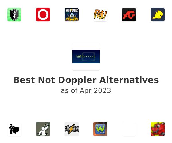 Best Not Doppler Alternatives