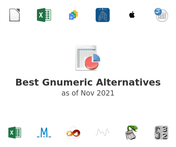 Best Gnumeric Alternatives