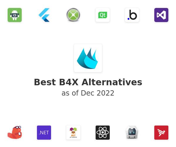 Best B4X Alternatives