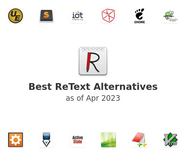 Best ReText Alternatives