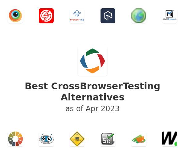 Best CrossBrowserTesting Alternatives