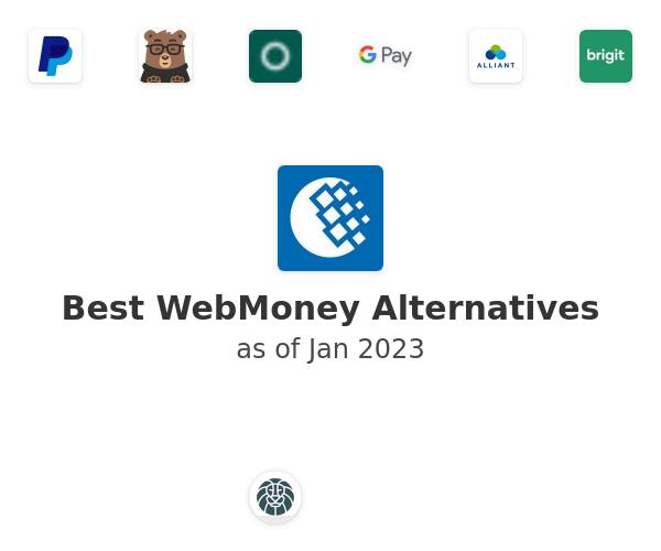 Best WebMoney Alternatives