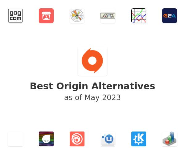 Best Origin Alternatives