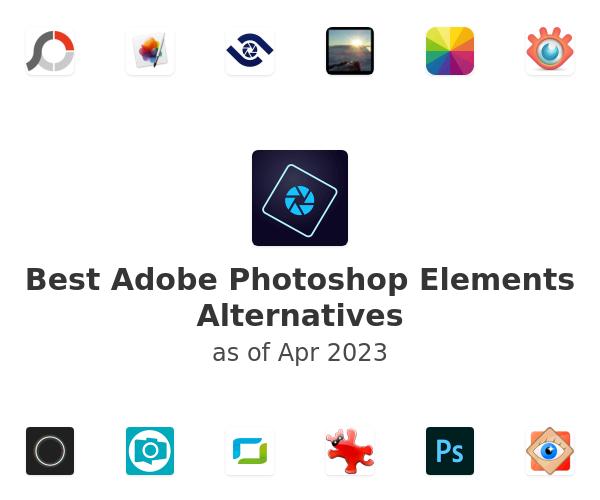 Best Adobe Photoshop Elements Alternatives
