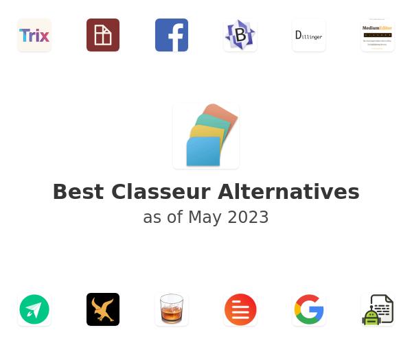 Best Classeur Alternatives