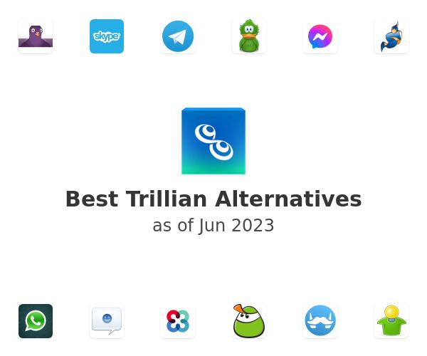 Best Trillian Alternatives