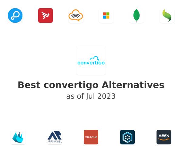 Best convertigo Alternatives