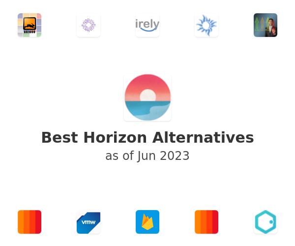 Best Horizon Alternatives
