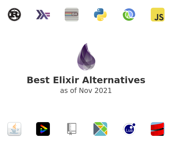 Best Elixir Alternatives