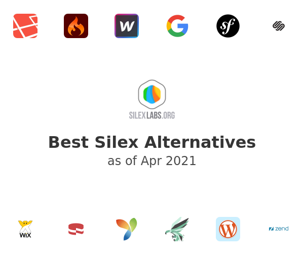 Best Silex Alternatives