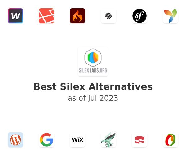 Best Silex Alternatives