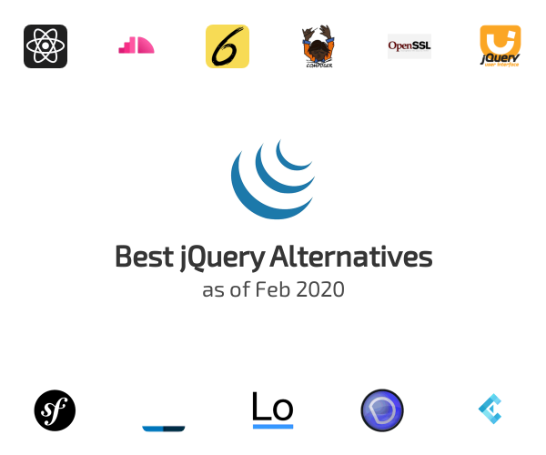 Best jQuery Alternatives