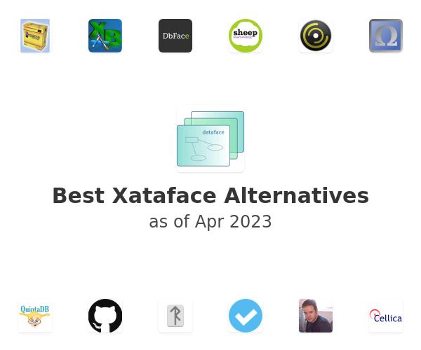 Best Xataface Alternatives