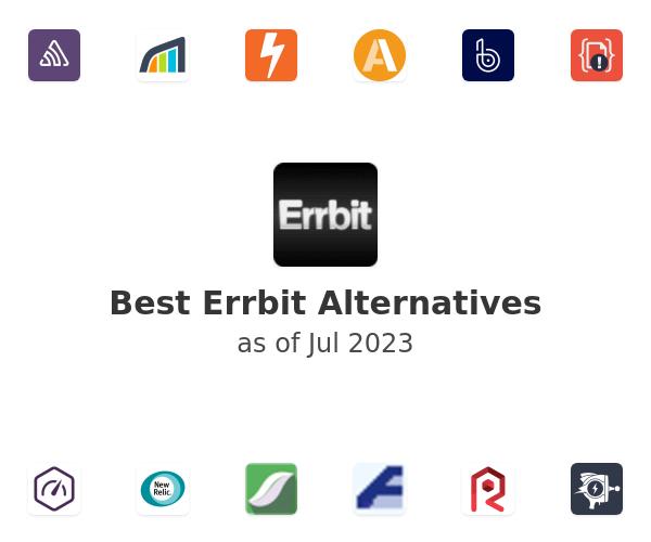 Best Errbit Alternatives