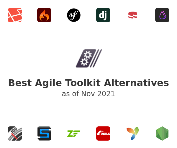 Best Agile Toolkit Alternatives