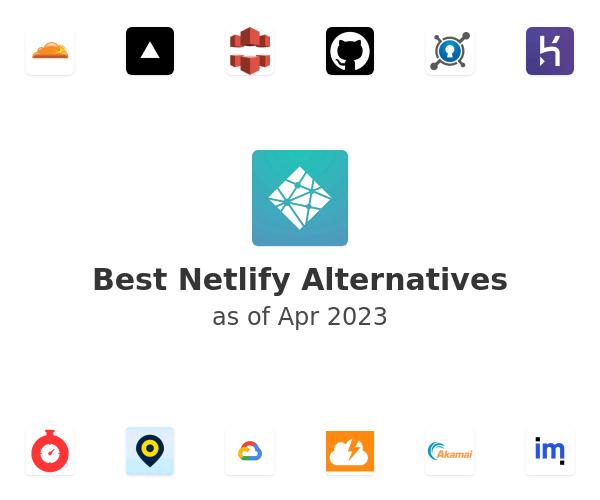 Best Netlify Alternatives