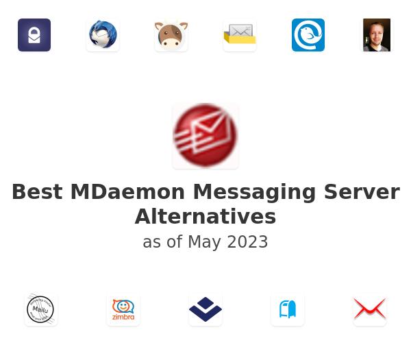 Best MDaemon Messaging Server Alternatives