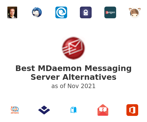 Best MDaemon Messaging Server Alternatives