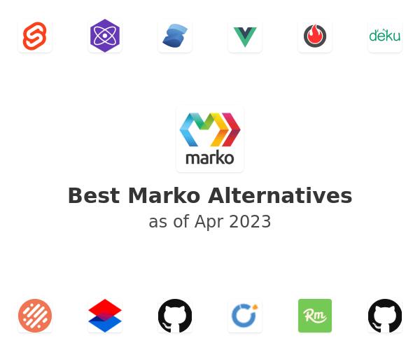 Best Marko Alternatives
