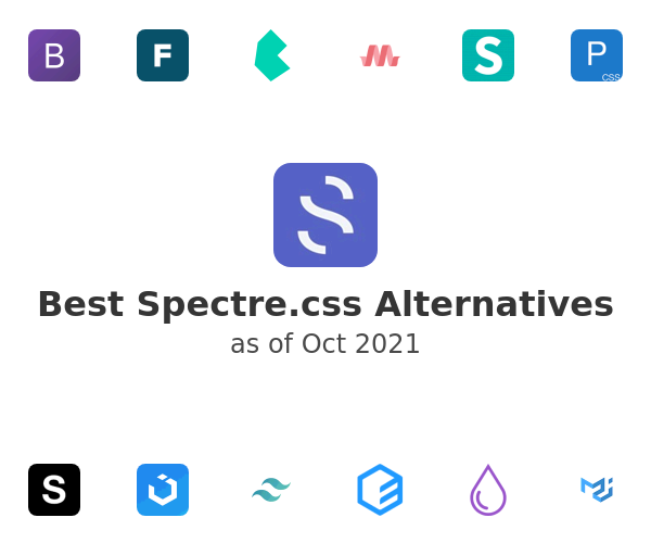 Best Spectre.css Alternatives