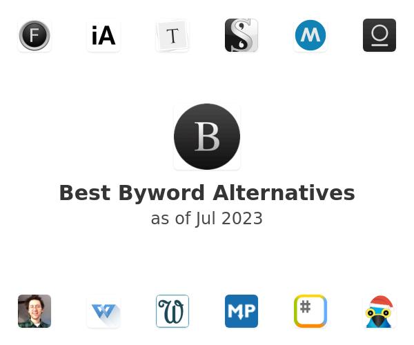Best Byword Alternatives