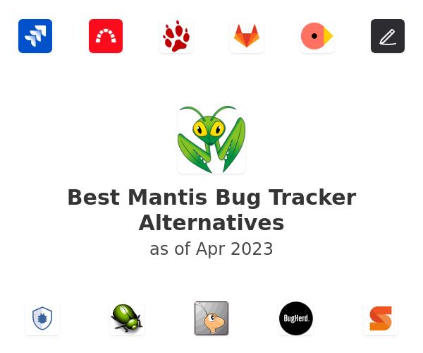 Best Mantis Bug Tracker Alternatives