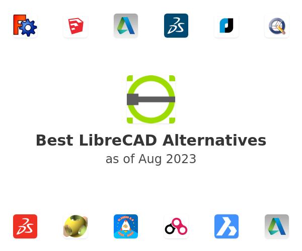 Best LibreCAD Alternatives