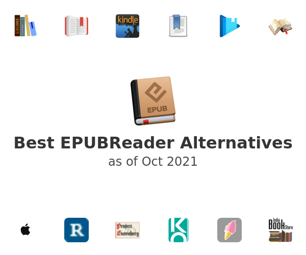 Best EPUBReader Alternatives