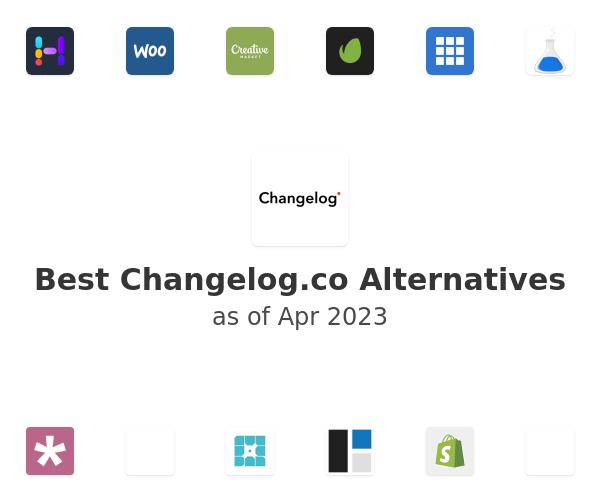 Best Changelog.co Alternatives